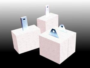 Corundum Brick with Al2O3 Content more than 90%