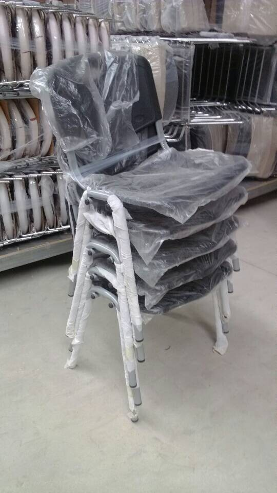 Metal Foldable Plastic Chair