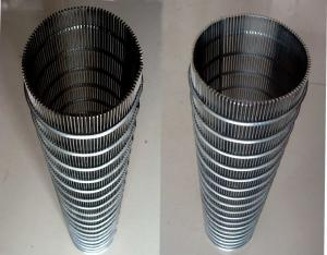 Wire Wound Screen Pipe