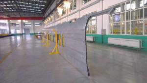 Aluminium Sidewall Profile for Carbody