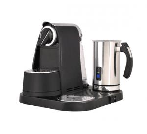 LM Automatic Espresso Coffee Maker with Milk Frother