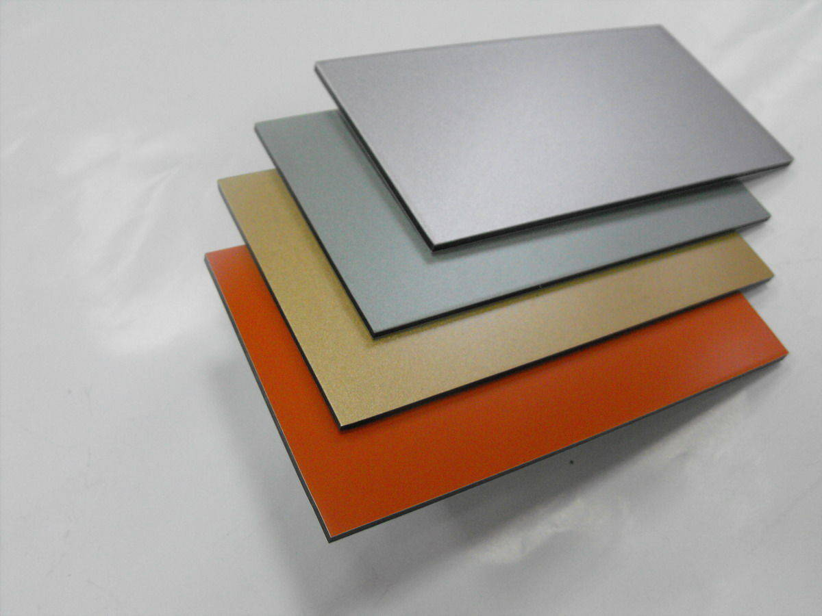 Aluminium Composite Panel PVDF Coating for Outside Wall Decoration