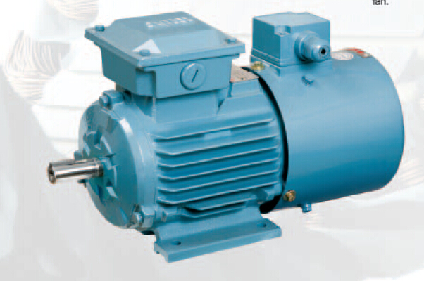 ABB Low Voltage AC Motor QABP