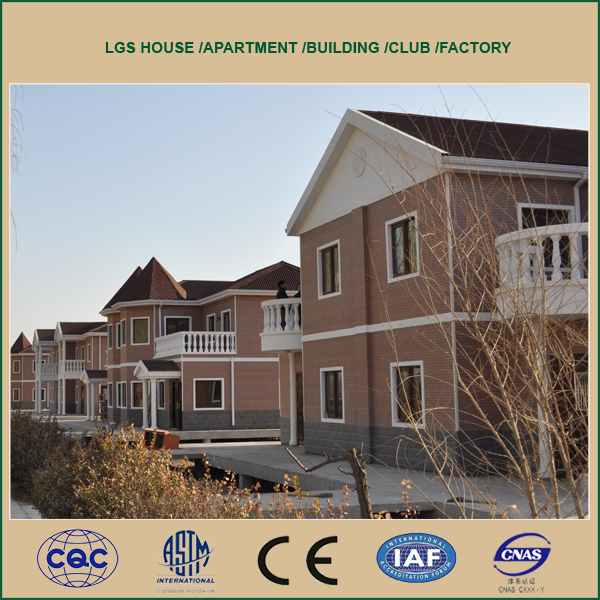 New Designed and Popular Prefabricated House
