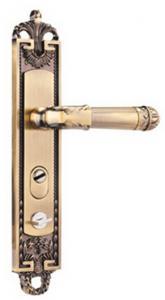 Green Bronze Big Door Handle HY-A1828