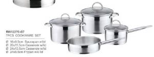 304 201 stainless steel cookware9