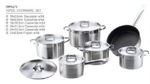 304 201 stainless steel cookware11