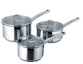 Stainless steel cookware set6