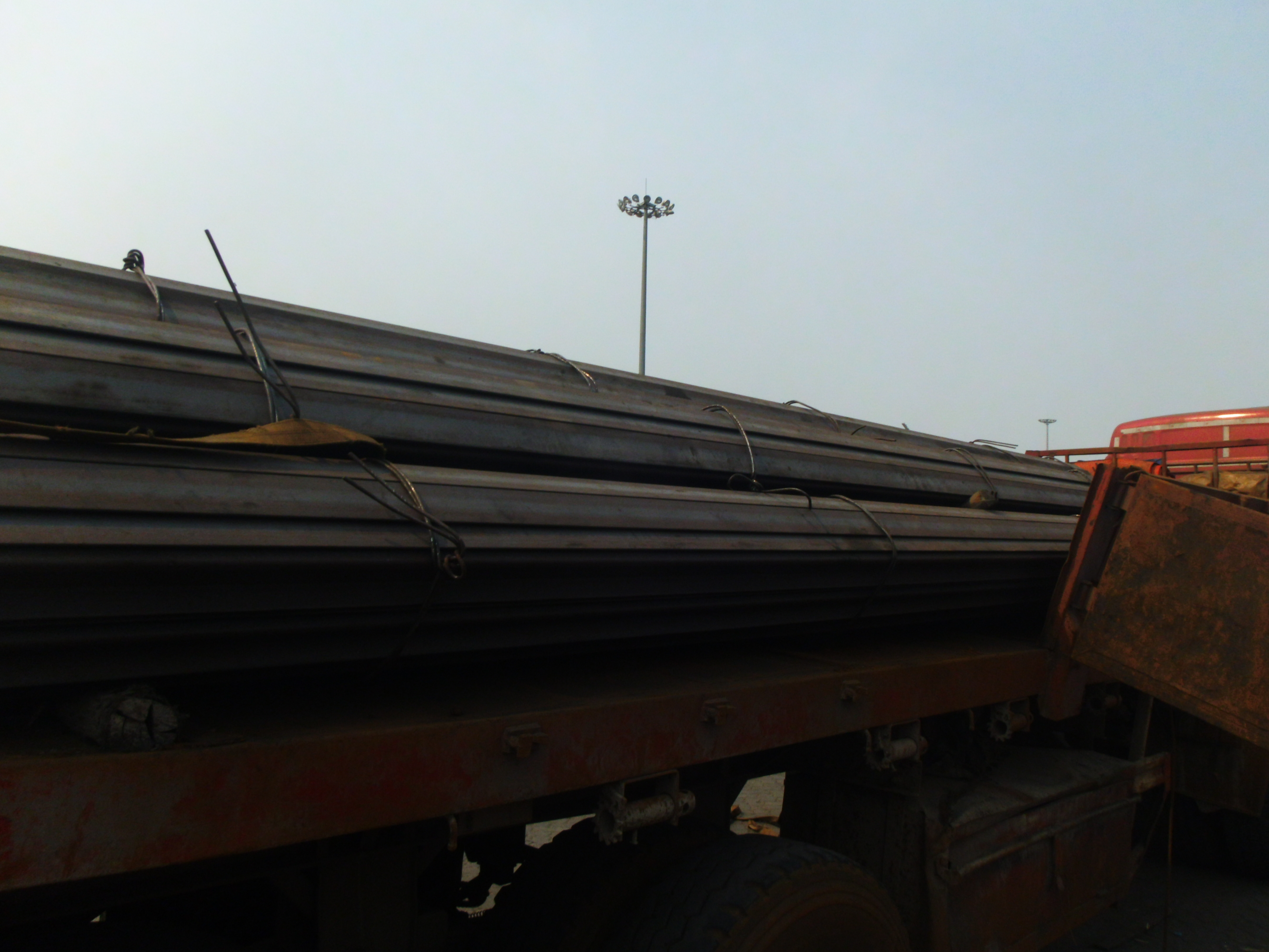 Steel Light Rail GB 11264-89, DIN, AREMA, JIS, BS, UIC
