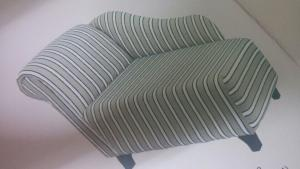 Child's  Polyester Lounge-2 Colors Strip