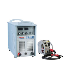 NB-350 500 630 Inverter Semi-Automatic MAG CO2 Gas-shielded Welding machine