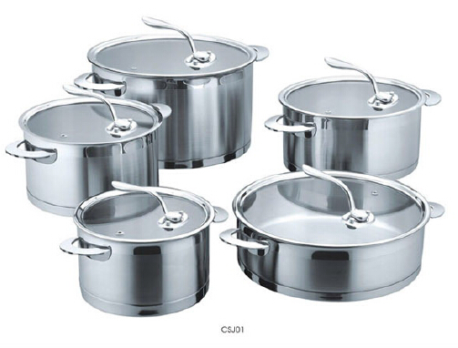Stainless steel cookware set17