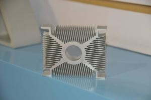 aluminum extrusion radiator profile for industry field equipment chilling