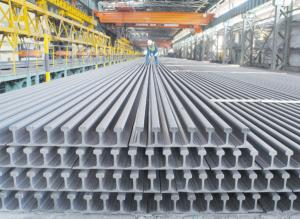 Light Steel Rail GB 9kg GB12kg GB15kg with High Quality