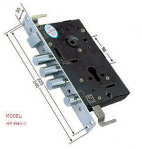 Okorder Fire resistant Door Handle Lock Body HY-FHS-1