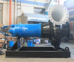 Submersible Screw Centrifugal Pump