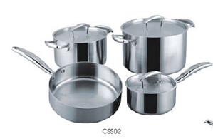 Stainless steel cookware set19