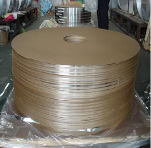 Mill Finished Aluminium Strip Tape for Cable Shielding