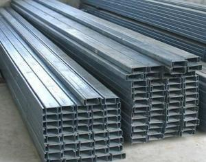 Best Quality Galvanized Steel C Purlins