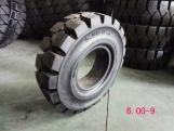 Size 600-9 for Forklift Solid Tyre