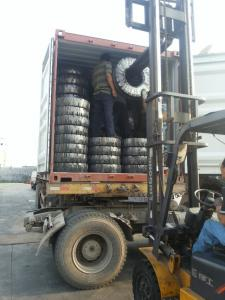Forklift Solid Tyre-250-15