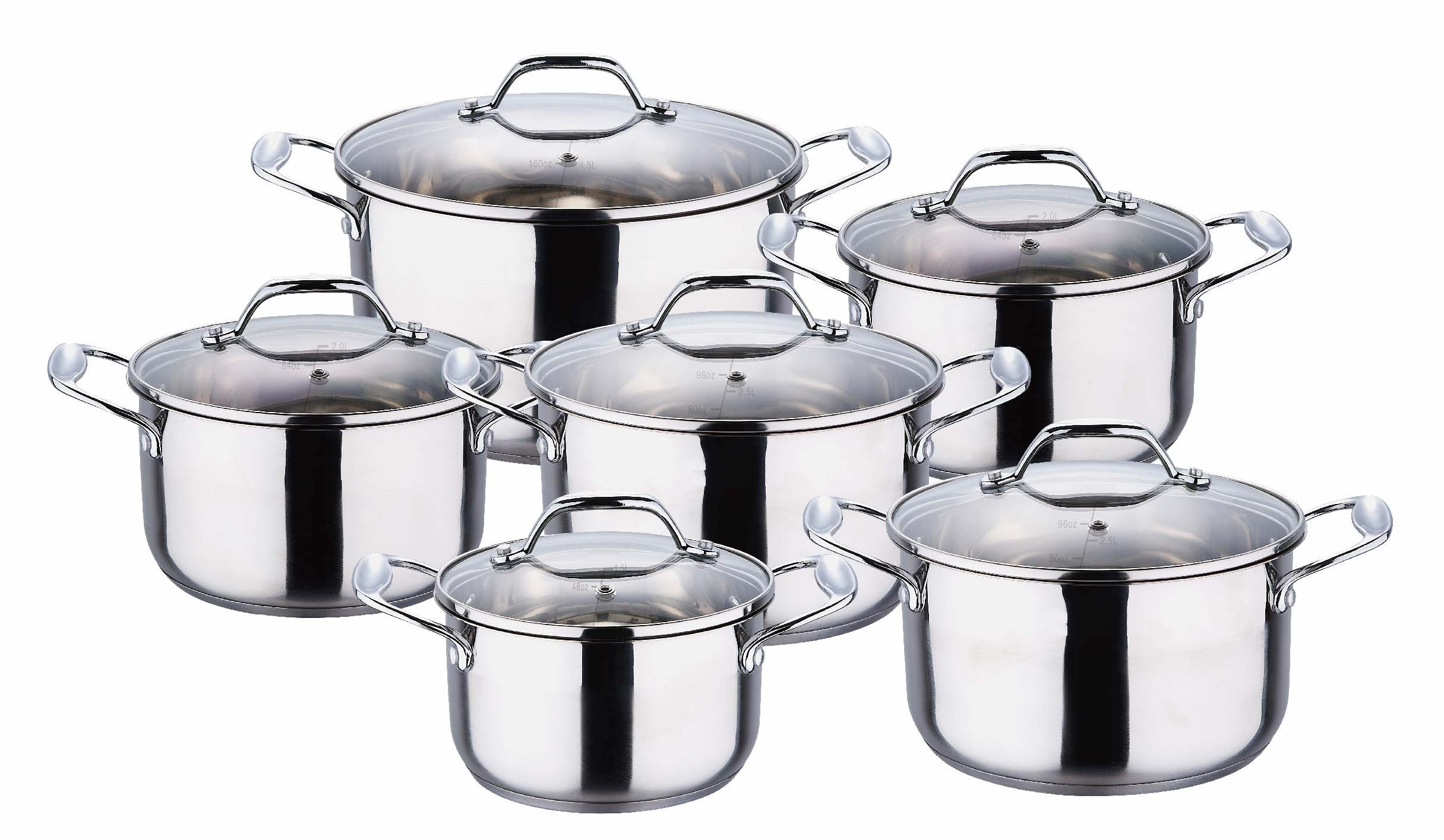 s/s cookware 20