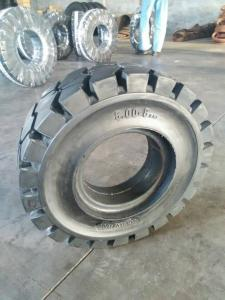 500-8 Of Forklift Solid Tyre