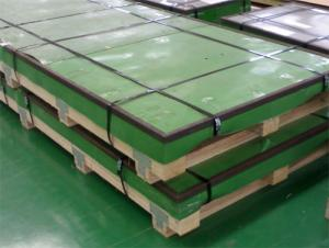 Stainless Steel Sheet 8K Surface Treatment 0.7mmx1220mmx2440mm
