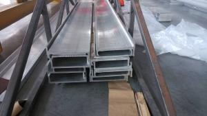 Aluminium Profiles for ship mast