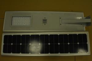 40W all in one  integrated solar LED street light