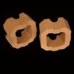 Magnesite- Ziconia Brick