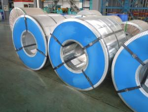 Hot Dipped Galvalume Steel Coil-Anti Finger Print