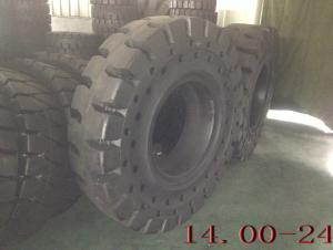 Forklift Solid Tyre-1400-24