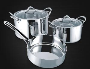 Stainless steel cookware set20