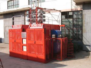 SC200/200G Frequency Conversion Construction Hoist