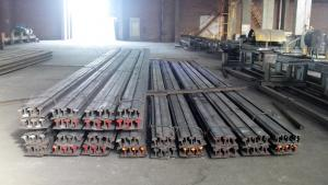 Steel Heavy Rail with High Quality for Construction