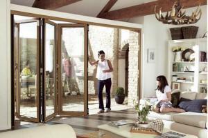 Standard Size Aluminium Door and Windows with Competitive Door Price