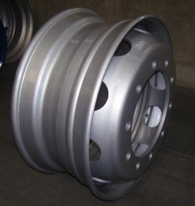 factory supply chinese truck steel wheels 22.5*9.00 for sale cheap