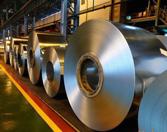 PRIME COLD ROLLED STEEL SHEET IN COIL