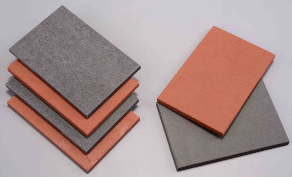 Calcium silicate board cladding fiber cement siding for outdoor facade