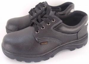 Safety Shoes with Steel Toe And Mid Plate New Arrival Canvas Fabirc