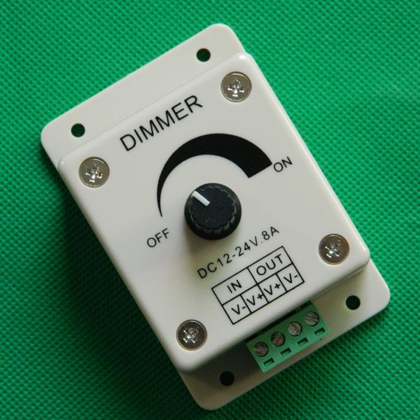 knob LED dimmer