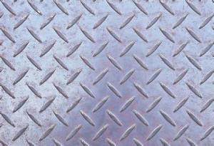 Hot rolld checkered plate