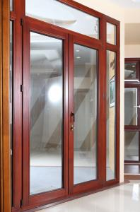 Competitive Aluminum Door Price Aluminium Casement Door