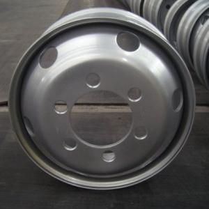 High quality steel 19.5x6.75-STEEL WHEEL