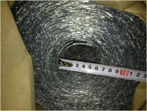 WIRE MESH WITH SIX REINFORCEMENT LINES