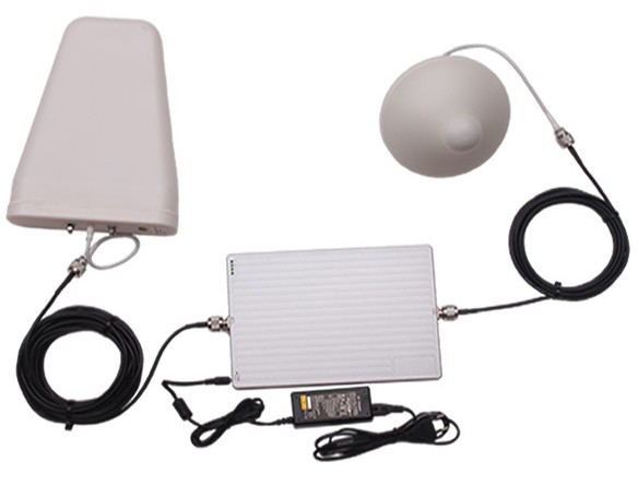CDMA850 High Gain 85dB 30dBm Single Band Mobile Signal Booster Amplifier Repeater with Full Kits