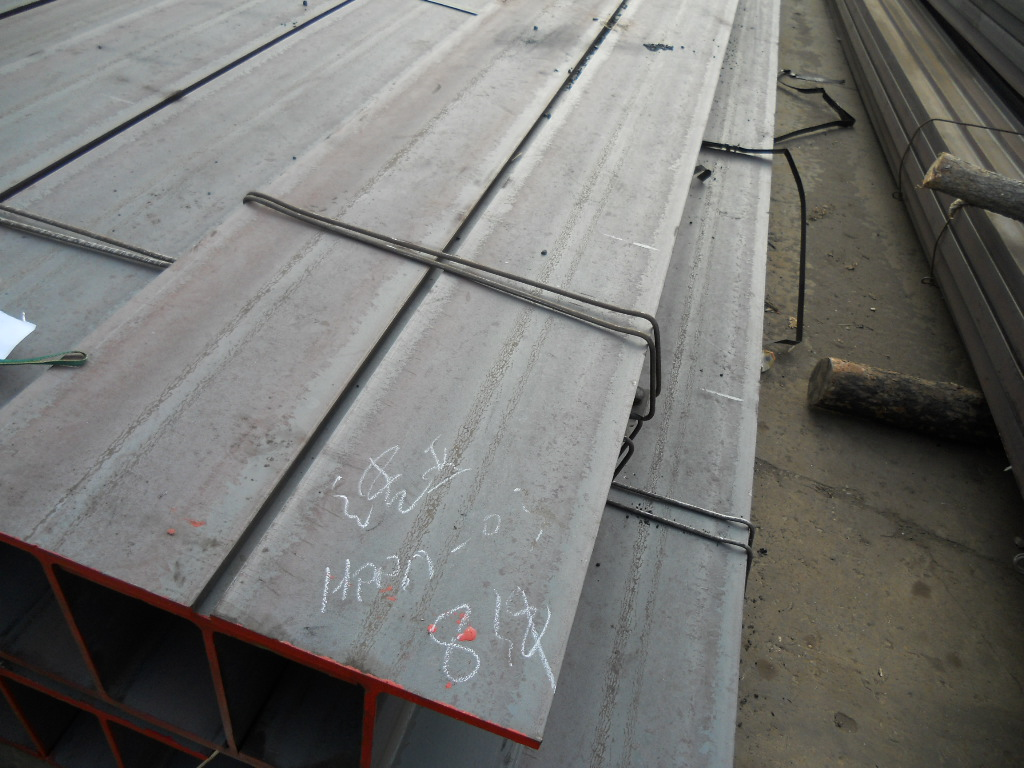 GB Standard Steel H Beam 100mm-150mm with Good Quality