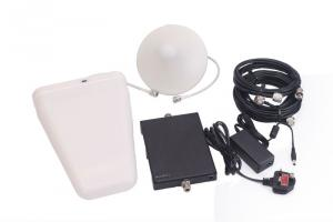 GSM WCDMA 900 2100Mhz Dual Band Mobile Signal Booster Amplifier Repeater Full Kits
