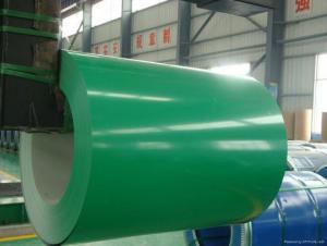 Prepainted Hot-Dip Aluzinc Steel Coil